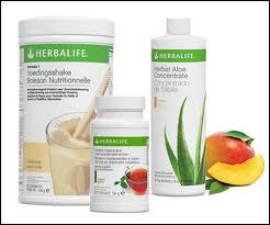 Herbalife evenwichtig ontbijt